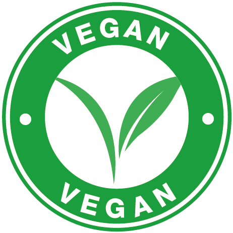 Vegan-Siegel